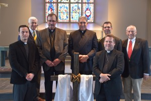 Specific Ministry Pastor (SMP) program students celebrate first calls -  Concordia Seminary