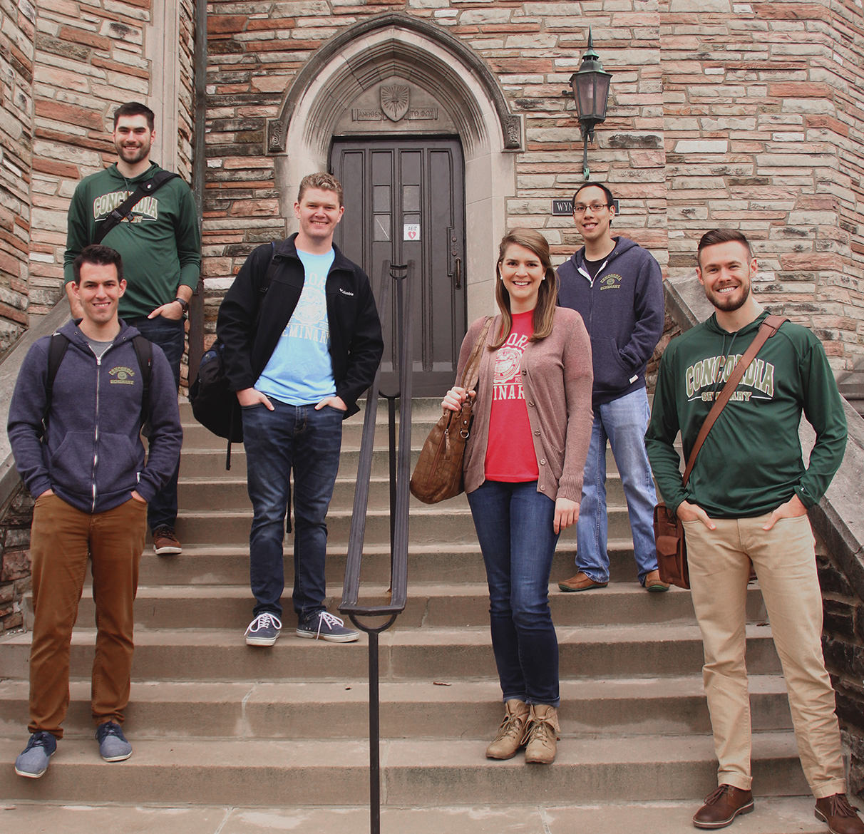 Become a Student at Concordia Seminary