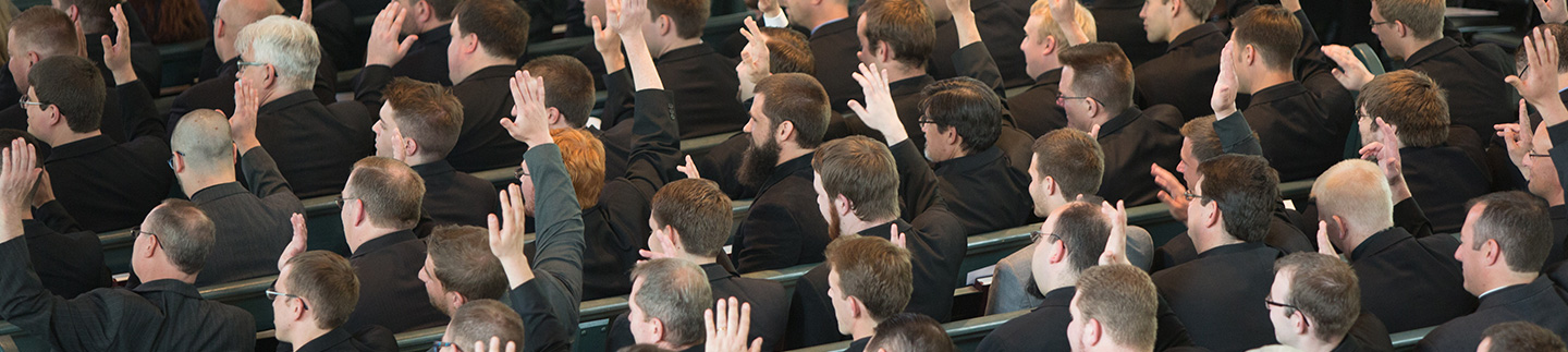 Placement process for pastoral and deaconess candidates