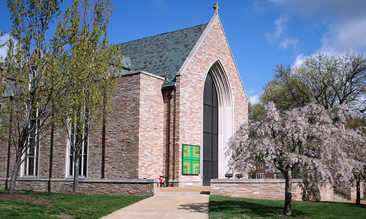 The Chapel at Concordia Seminary