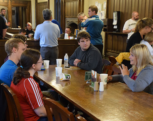 Dining Services at Concordia Seminary, St. Louis