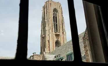 Chapel services at Concordia Seminary, St. Louis