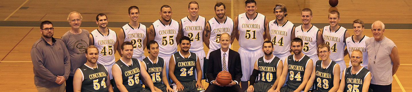 Intercollegiate Athletic Teams at Concordia Seminary