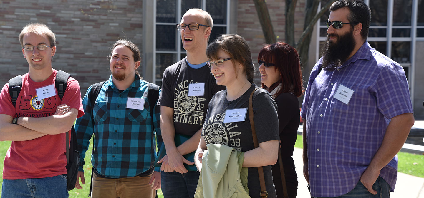 Register for Green and Gold Days at Concordia Seminary, St. Louis