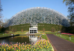 Climatron at Missouri Botanical Gardens