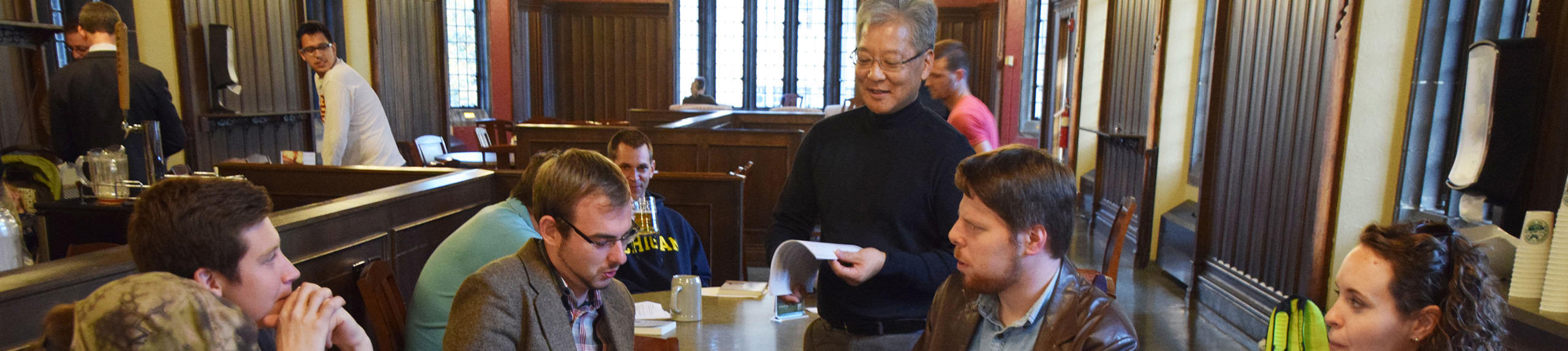 Campus Dining Services at Concordia Seminary