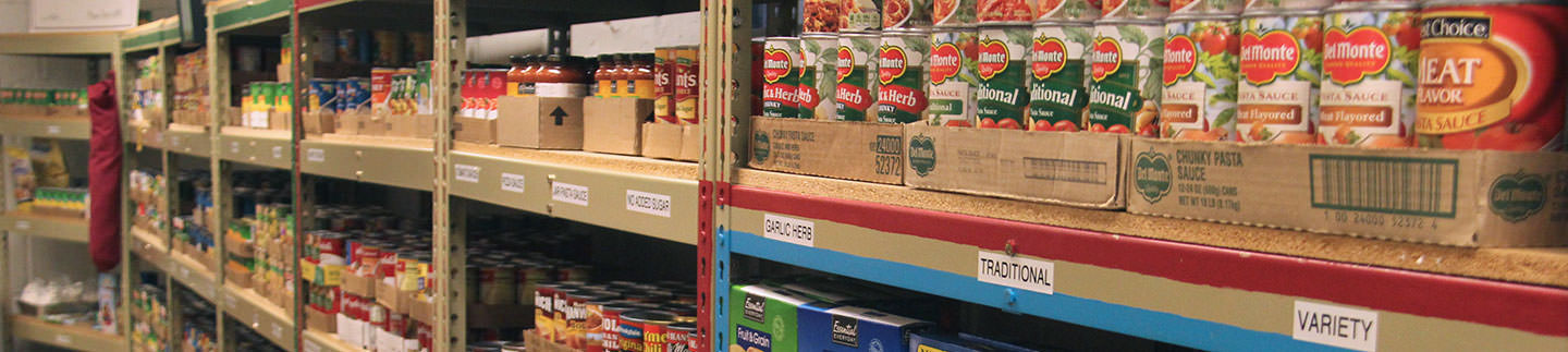 Campus Food Bank at Concordia Seminary, St. Louis