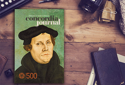 Publications from Concordia Seminary