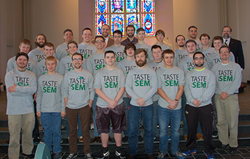 Register for a Taste of the Sem at Concordia Seminary