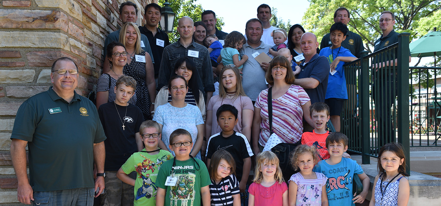 Register for family events at Concordia Seminary