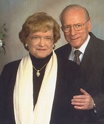 Phyllis and Richard Duesenberg