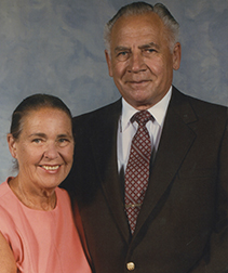 Waldemar and Mary Griebach