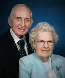Werner and Betty Krause