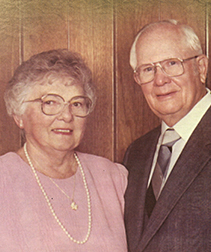 Waldemar A. and June Schuette