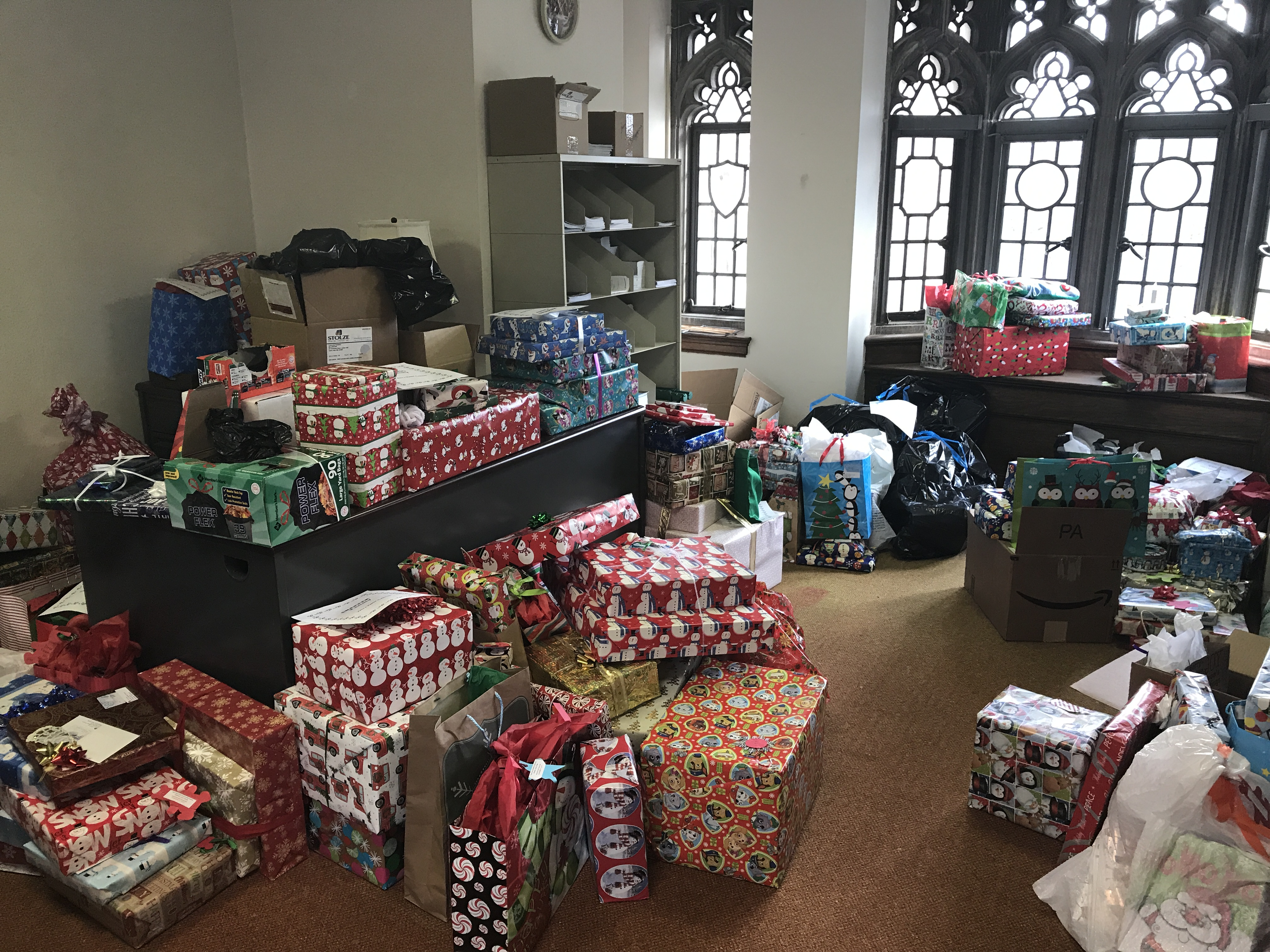 Congregations provide Christmas cheer - Concordia Seminary