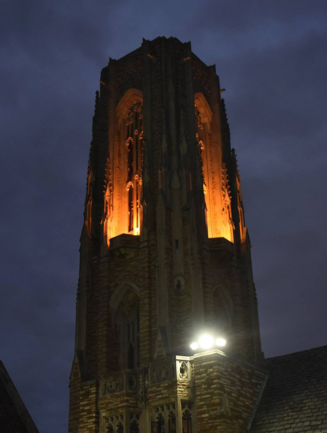 Luther Tower