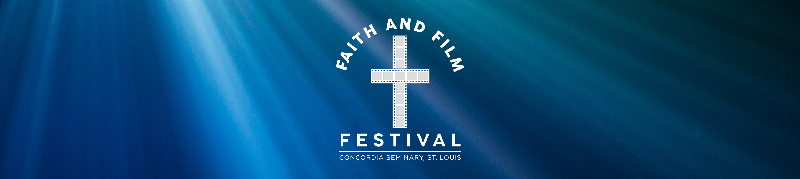Faith and Film Festival header