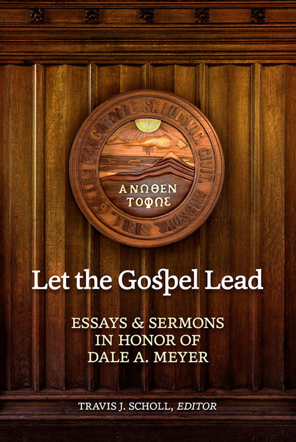 Let the Gospel Lead cover