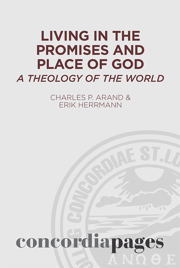 Living in the Promises and Place of God